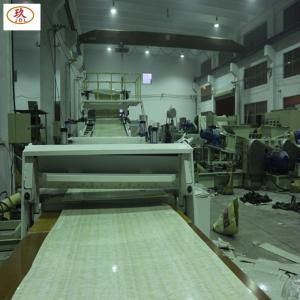 China PVC calcium carbonate sheet extrusion line on sale