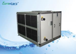 China Aluminum Alloy Static Pressure Commercial Air Handling Unit Hvac System 500 Pa on sale