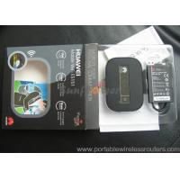 Wireless + Ethernet Portable Mifi Router with RJ45 Port and Sim Card Slot