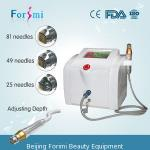 Micro Needles Fractional max rf skin treatment systems italy Facial Beauty Equipment microneedle benefits
