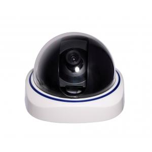 China IR Sensitivity Megapixel 1280 * 720 dome  720P WDR cctv camera with infrared leds on sale