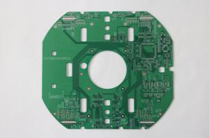 China Custom MultilayerPCB Prototype Board Fr-4 Music Player PCB Circuit Board on sale
