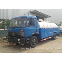 DFA High Pressure Jet Water Tanker Truck With High Pressure Jet Water Pump