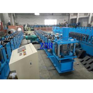 China Petit pain interchangeable de moteur servo de 2 unités formant la machine pour le Purlin C/Z 100-300 millimètres on sale