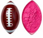 Latex Blue Pink Powder 6 Football Reveal Ball