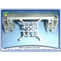 China Cnc Extrusion Machined Aluminium Profiles With Oxidation Surface Treatment on sale