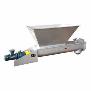China Custom Sludge Shaftless Suger Screw Conveyor Machine Professional Design on sale
