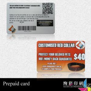 China Custom Silk Screen Matte Land Prepaid Phone Calling Cards SIM Card on sale