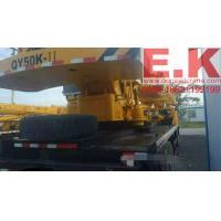 2010 XCMG mobile crane truck crane boom crane 50ton hydraulic crane (QY50K)