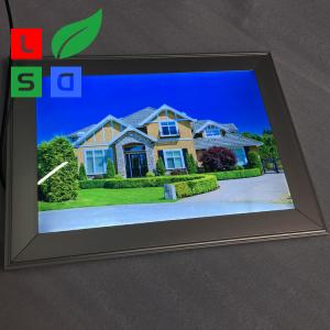 China Square LED Snap Frame Box Easily Change Poster Backlit Picture Frame Box on sale