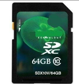 China SD Card SDHC Sdxc 16GB 32GB 64GB 128GB Class 10 High Speed Flash Memory Card on sale