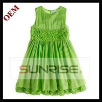 2013 Fashion girls dress children dress