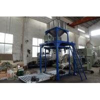 Feed / Wood Pellet / Fertilizer Bagger Big Bag Filling Machine 380v / 220v