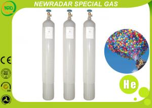China Scientific High Purity Helium He Gas Packed In DOT Cylinders 10L - 50L on sale