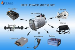 Quality Hpq3 60a 3kw Small Electric Generator Motor Motors Manufacturing For