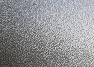 China Stucco Aluminum Tread Plate Alloy 1100 Patterned 3 Mm Aluminium Checker Plate  on sale