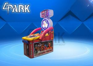 China Multi led light boxing game machine amusement park strong puncher lottery arcade machine on sale