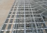 Galvanised Flat Bar Serrated Steel Grating Platform Steel Floor Grating