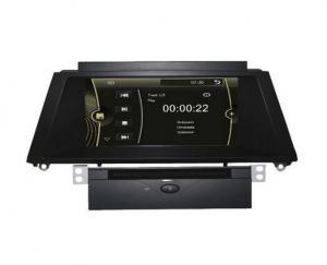 China Lecteur de disque dur stéréo d'USB SATA 500G de radio de voiture de X5 E70 X6 E71 E72 BMW SAT Nav DVD 2007-2014 on sale