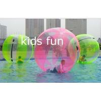 Water Walking Inflatable Floating Bubble Ball Fire Resistant High Temperature Resistance