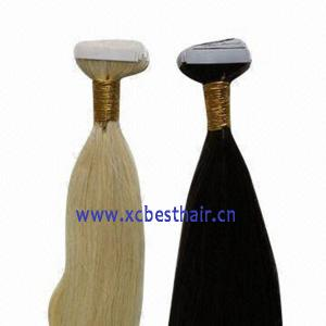 China hot selling best quality skin weft hair extension on sale