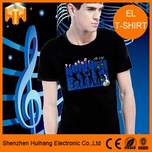 China EL t-shirt over 1600 designs in stock mix-wholesale accepted on sale