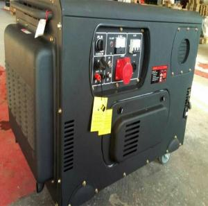 China 186FA engine  5kw silent diesel generator   5kw low noise  portable diesel generator  factory price on sale
