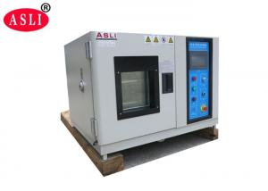 China Digital Desktop Climatic Temperature Humidity Chamber for Chemical Industry on sale