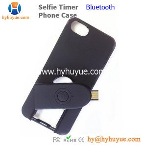 China Bluetooth Selfie Shutter iPhone 5 / 5S Phone Case with Built-in Bluetooth Camera Shutter on sale