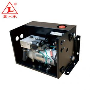 China Single Action 3HP DC Hydraulic Power Pack Tail Gate Lift With 24 V Motor on sale