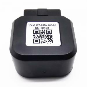 China Vehicle Monitor Obd Ii Gps Vehicle Tracker Concealed Automobile Gps Tracker on sale