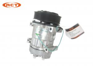 China High Output Volvo Ac Compressor Replacement 24V B1 132mm For EC230 Excavator on sale