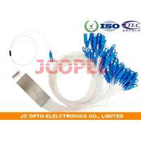 Fibre Home Blockless PLC Splitter 1x8 0.9mm Color Tube Pigtail