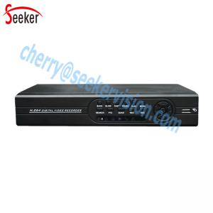 China P2p ODM OEM 4/8/16CH Home Security 5-in-1 Xvr Recorder From CCTV Supplier Network DVR 4MP 3MP 1080P on sale