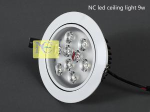 China NC led ceiling light 9w on sale