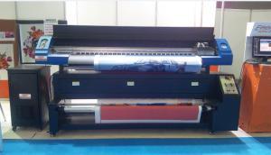 China Impresoras directas de la tela de la sublimación del tinte del formato grande DX5 con tintas de la sublimación on sale