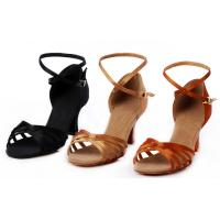 Hottest Latin dancing shoes, jazz shoes, sandals, dance shoes made in China
