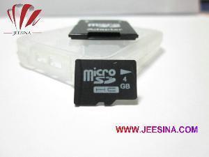 China 4GB Micro SD 4GB Micro SDHC Class 10 Card on sale