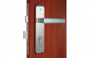China CE Cetification Door Mortise Latch Metal Sliding Door Mortise Lock on sale