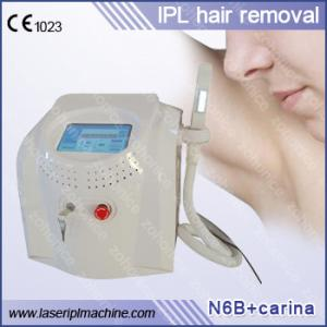 China Máquina del laser IPL de la mesa para el cuidado de piel del retiro del pelo con la pantalla táctil on sale
