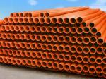 Non-toxic wall smooth PE Pipes apply in  drainage, rural water reform