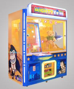 China Automatically Giant Plush Toys Indoor Arcade Prize Machines Prize Reward Amusement Equipment With Mini Games on sale