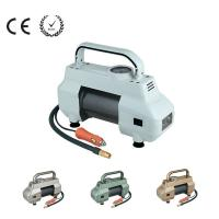 DC12V Double 30mm Cylinder Air Compressor