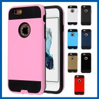 China Combo Iphone 6 Cover Armor Guard Shockproof Customizable Cell Phone Cases on sale