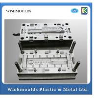 Medical Device Plastic Injection Mould Hot / Cold Runner Injection Molding Prototype
