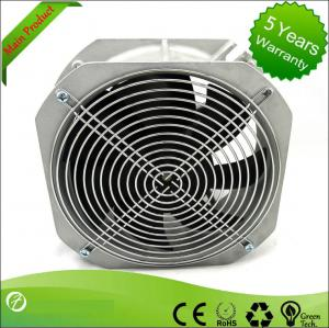 China Ventilation Brushless DC Axial Fan Speed Control , High Flow HVAC Blower Fan on sale