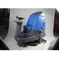 Dycon D9  Blue Grey Big Tank Ride On Drving Floor Scrubber Dryer Machine