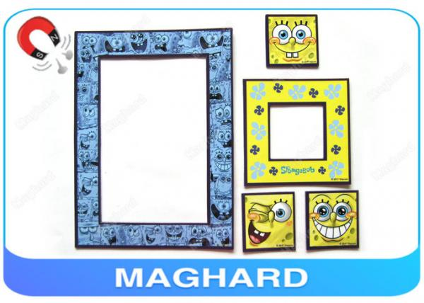 Rubber Collage Picture Fridge Magnet 6 x 4 Photo Frames Customized ...