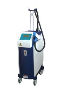 China Facial or Boay Pain free sunburn, age, coffee spots Q-Switched ND Yag Laser Removal Device on sale