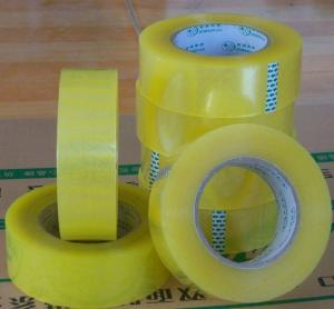 China opp packaging tape on sale